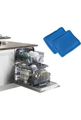 Pratik Deterjansız Bulaşık Yıkama Pedi Ecobag 2 Adet 1000 Yıkamalık
