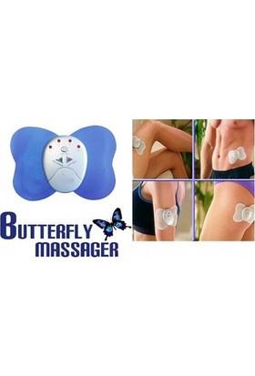 Pratik Butterfly ABS Yeni Nesil Karın Kası Çalıştırıcı ve Masaj Aleti