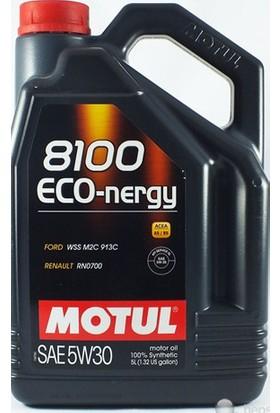 Motul 8100 Eco-Nergy 5W30 4 Litre Motor Yağı