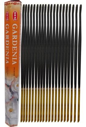 Hem Gardenya Çiçeği Çubuk Tütsü 20li (Gardenia)