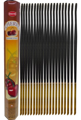 Hem Kiraz Çubuk Tütsü 20li (Cherry)