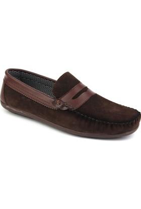 Gnc Kahverengi Süet Erkek Günlük Ayakkabı