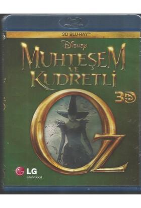 Oz The Great and Powerful (Muhteşem ve Kudretli Oz) 3D BLU RAY