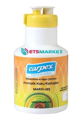 Carpex Marin Life Geniş Alan Koku Kartuşu 220 Ml