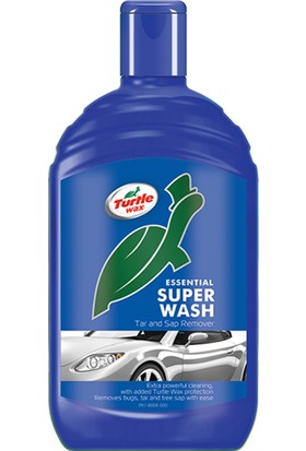 Turtle Wax Süper Yıkama Oto Şampuanı 500 ml