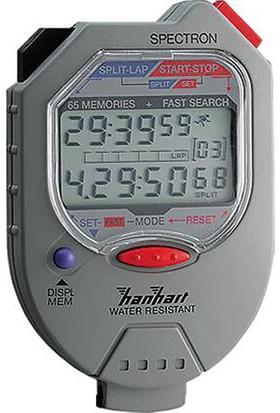 Dijital Kronometre, Çift Göstergeli 1/100Min. 1/100S Hanhart