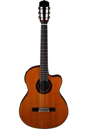 Aria A35CEN Cutaway Elektro Klasik Gitar