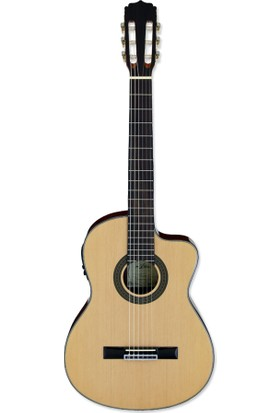 Aria AK30CEN Cutaway Elektro Klasik Gitar