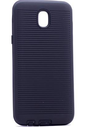 Case 4U Samsung Galaxy J530 You Koruyucu Sert Kılıf Siyah