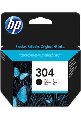 HP 304 Siyah Mürekkep Kartuşu N9K06AE