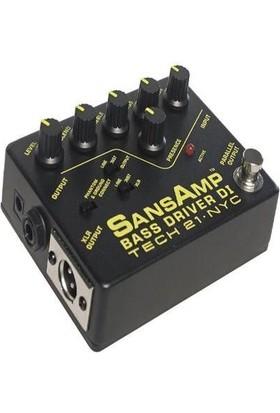 Sansamp Bass Drıver