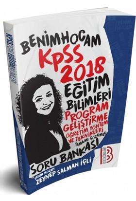 2018 Kpss Eğitim Bilimleri Program Geliştirme-Öğretim Yöntem Ve Teknikleri Tamamı Çözümlü Soru Bankası Benim Hocam Yayınları