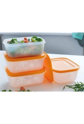 Tupperware Alaska Set 4'Lü ( 4 X 450 Ml )