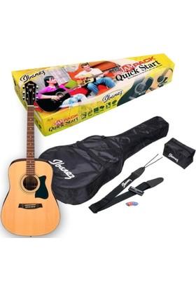 Rekor Müzik İbanez V50 Jp-Nt Akustik Gitar