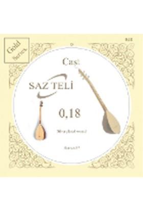 Rekor Müzik Cast 018 Saz Teli