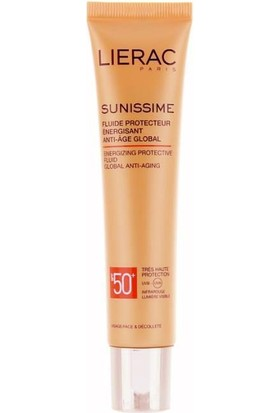 Lierac Sunissime Energizing Protective Fluid SPF50