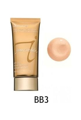 Jane Iredale Glow Time Mineral BB Cream 50ml SPF 25 BB3 Light (açık)