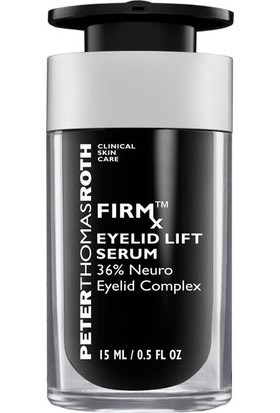 Peter Thomas Roth Firm X Eyelid Lift Serum 15ml
