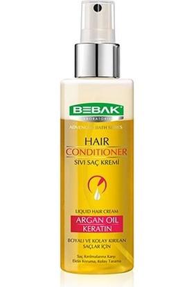 Bebak Boyalı Saçlar İçin Sıvı Saç Kremi 160ml