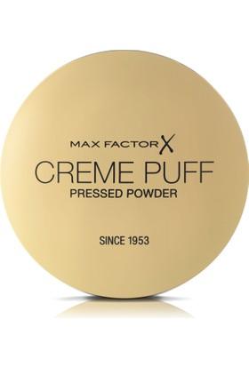 Max Factor Creme Puff Kompakt Pudra 42 Deep Beige