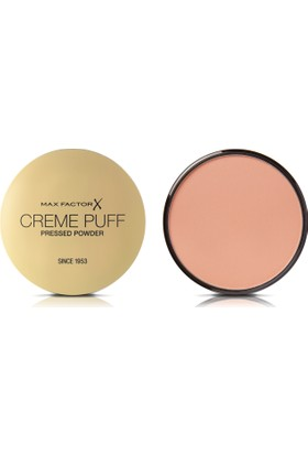 Max Factor Creme Puff Kompakt Pudra 55 Candle Glow
