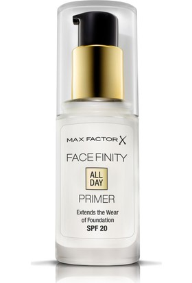 Max Factor FaceFinity Makyaj Bazı Primer