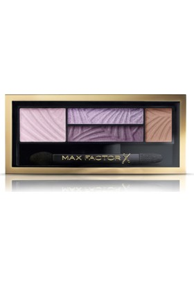 Max Factor Smokey Eye Drama Kit 4'lü Far Paleti 04 Luxe Lilacs