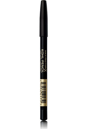 Max Factor Kohl Pencil Kalem 20 Black
