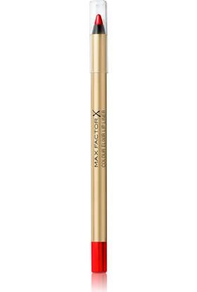Max Factor Colour Elixir Dudak Kalemi 10 Red Rush