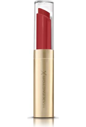 Max Factor Colour Elixir Intensifying Balm Ruj 35 Classy Cherry