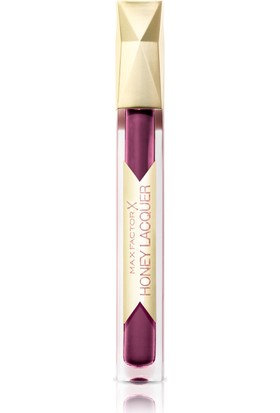 Max Factor Honey Lacquer Gloss Ruj Regale Burgndy 40