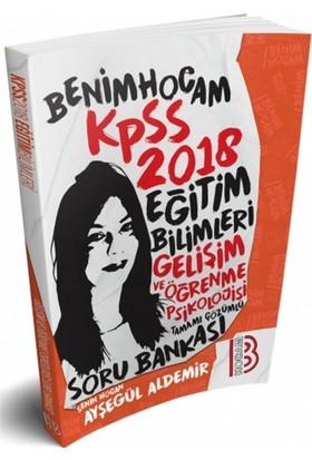 2018 Kpss Eğitim Bilimleri Gelişim Ve Öğrenme Psikolojisi Tamamı Çözümlü Soru Bankası Benim Hocam Yayınları