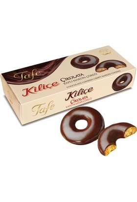Tafe Çikolata Kaplı Kiliçe 75 gr x 2 Paket
