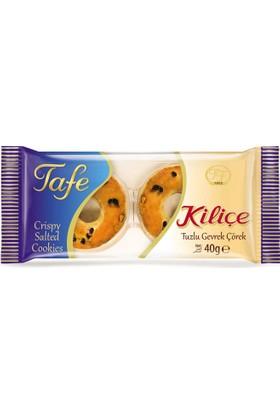 Tafe Kiliçe Tuzlu Mardin Çöreği 40 gr x 2 Paket