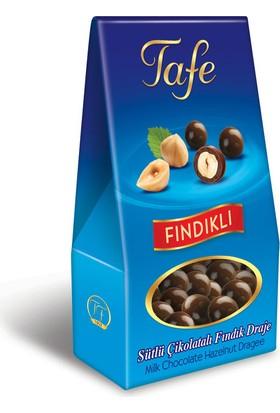 Tafe Sütlü Çikolatalı Fındıklı Draje 60 gr