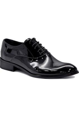 Gedikpaşalı 8KA100 Rugan Klasik Ayakkabı - Siyah