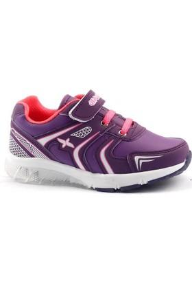 Arvento 925 Işıklı Günlük Kız Çocuk Spor Ayakkabı