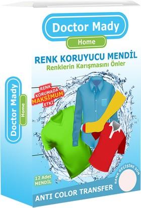 Doctor Mady Home Renk Koruyucu Mendil