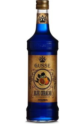 Gusse Turunç (Blue Curacao) Aromalı Kokteyl Şurubu 70 cl