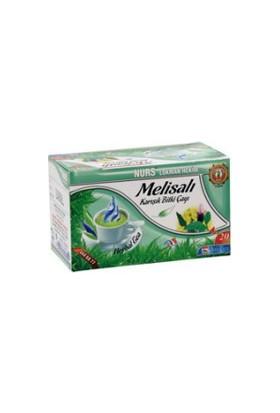 Nurs Lokman Hekim Melisa Bitki Çayı - 20 Süzen Poşet
