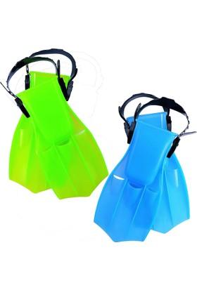 Bestway Okyanus Dalgıç Yüzücü Paleti - Karışık Renk ( 34-38 ) (27012)