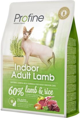 Profine Süper Premium Indoor Kuzu Etli Yetişkin Kedi Maması 2 Kg