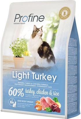 Profine Süper Premium Light Diyet Düşük Kalori Kedi Maması 2 Kg