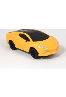 Prestij Oyuncak Crazy Drive Oyuncak Araba Ledli Pilli Ck00 - 1 19 cm