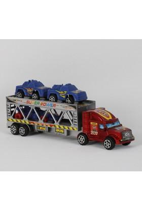 Prestij Oyuncak Araba Taşıyan Sürtmeli Tır 3981A - 5
