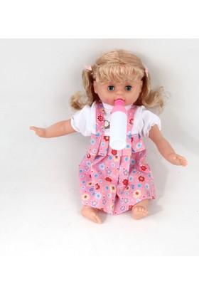 Prestij Oyuncak Ceren Bebek Türkçe Konuşan Bebek Süt İçer Pilli 2218 33 cm