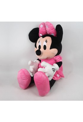 Can Ali Toys Disney Minnie Mouse Peluş Bebek 50 cm