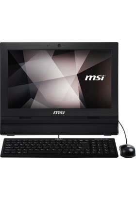 "MSI PRO 16T 7M-002XEU Intel Celeron 3865U 4GB 500GB Freedos 15.6"" All In One Bilgisayar"