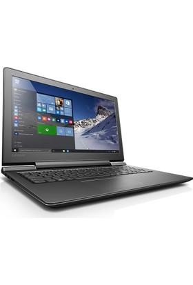 """Lenovo Ideapad 700 Intel Core i7 6700HQ 16GB 1TB + 128GB SSD GTX950M Windows 10 Home 15.6"""" FHD Taşınabilir Bilgisayar 80RU00WFTX"""