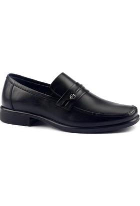 Cafu 1161 Termal Kauçuk Taban Erkek Klasik Ayakkabı
